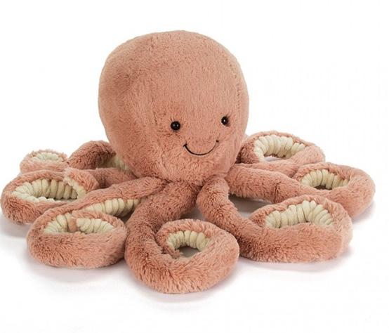 odell octopuss