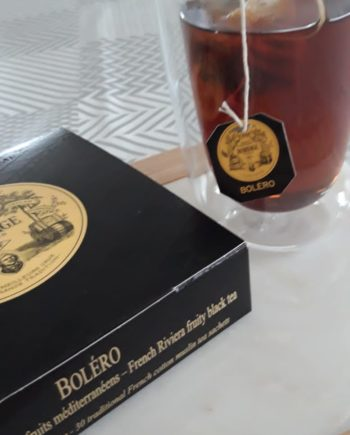 thé bolero