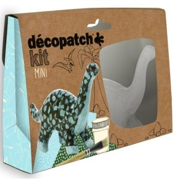 decopatch dinosaure