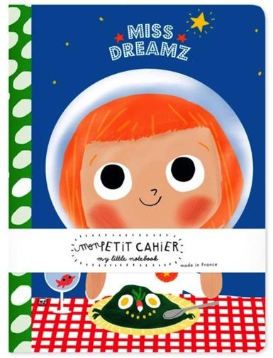 carnet francais miss dreamz