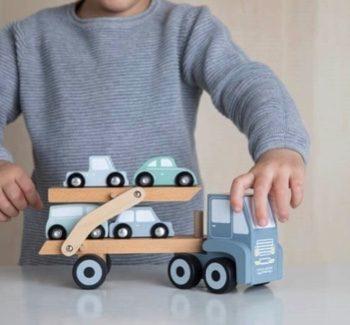 camion transporteur