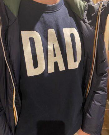 sweat DAD