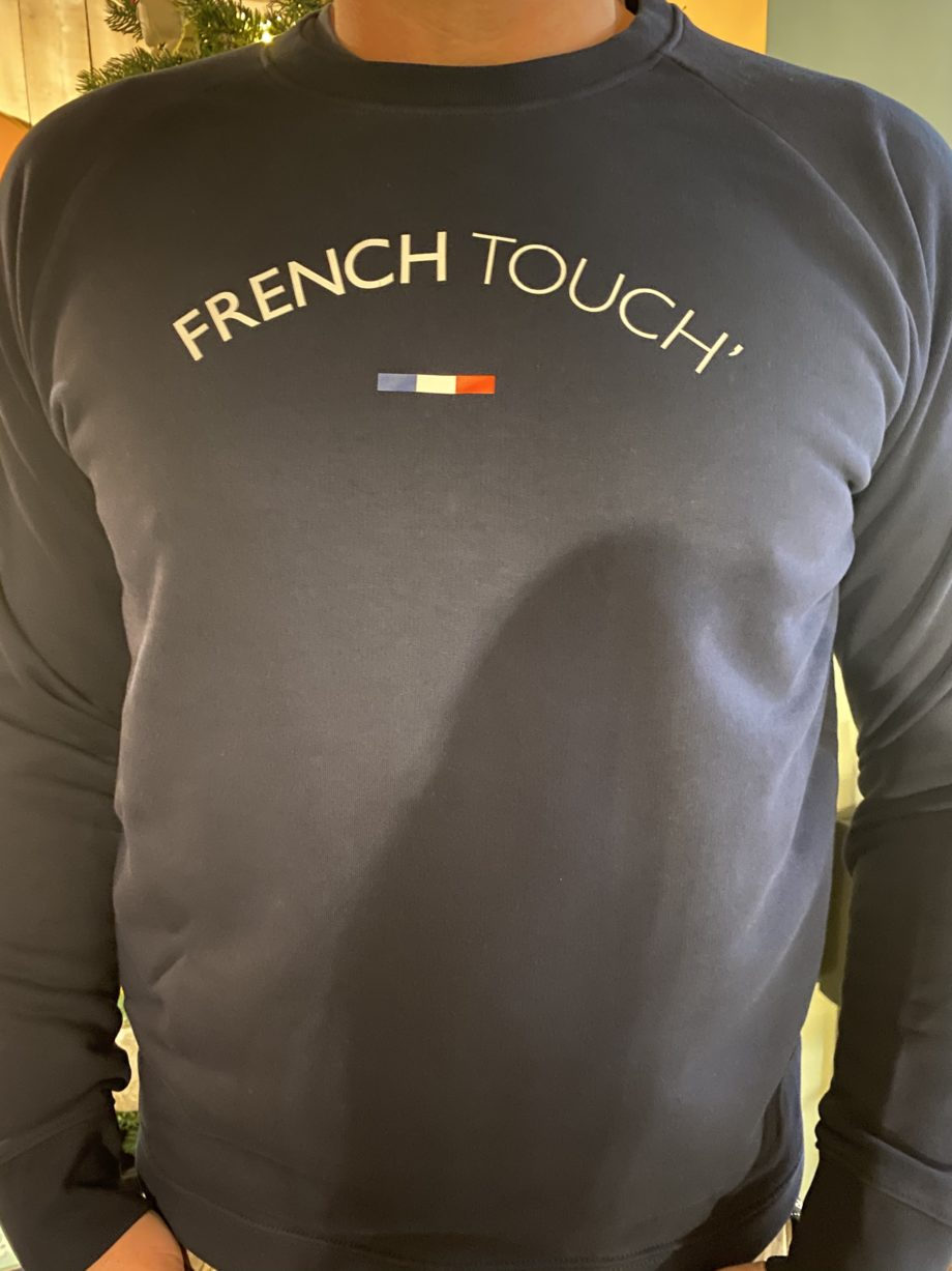 sweat homme french touch'