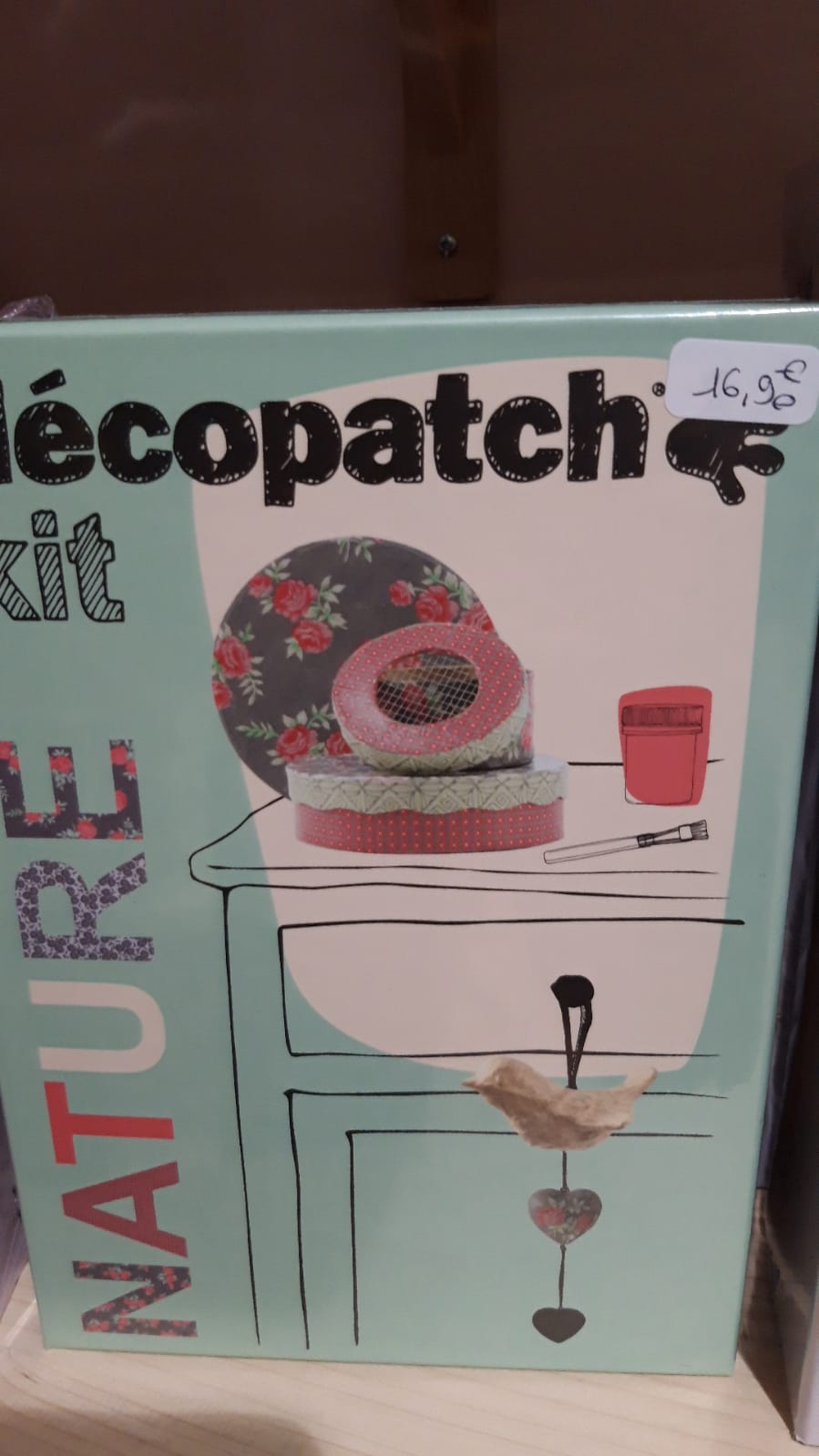 decopatch nature