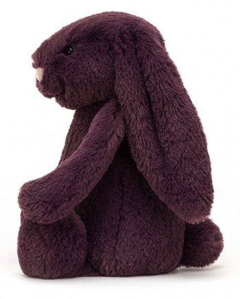 mini lapin plum jellycat