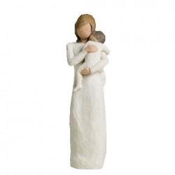 statue vierge avec son enfant
