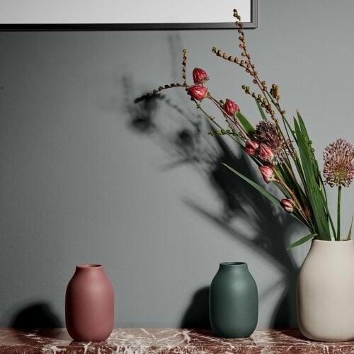 vase déco green