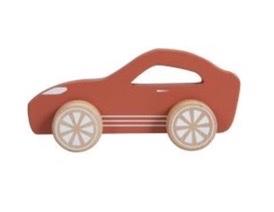 voiture little dutch rouille