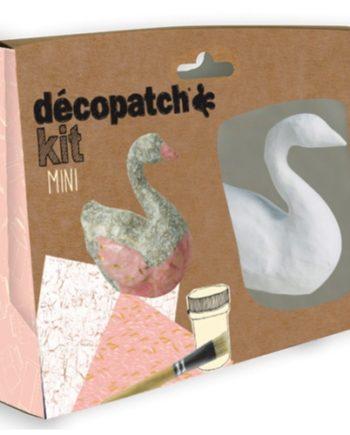 Mini kit decopatch cygne