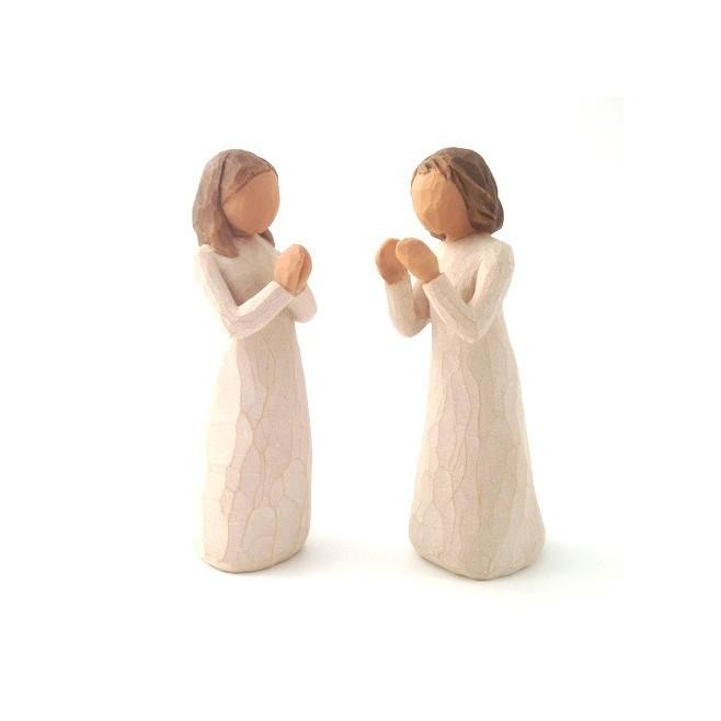 statue soeur de coeur