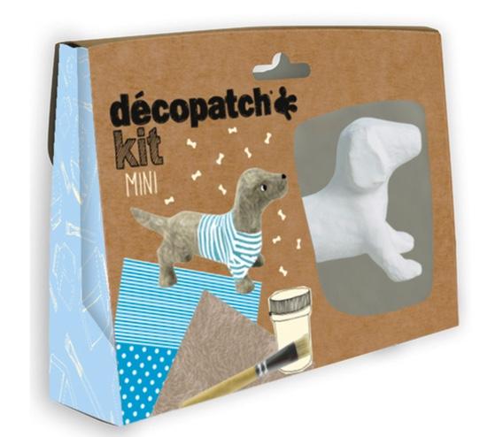 kit decopatch teckel