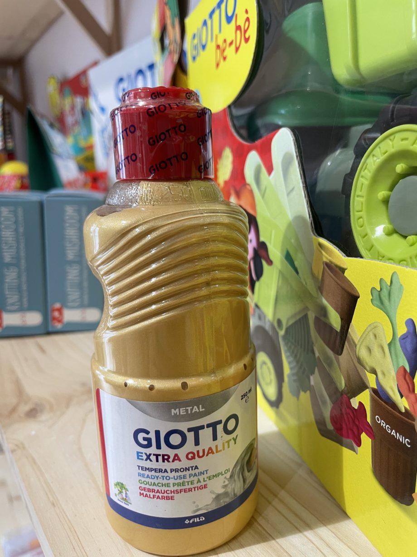 peinture giotto dorée