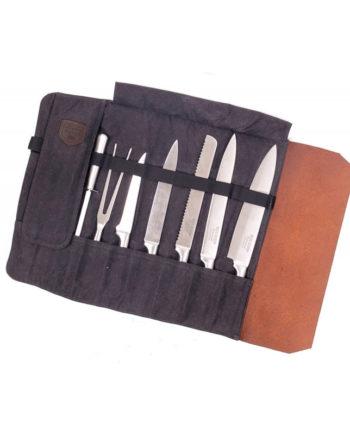 trousse pour les couteaux