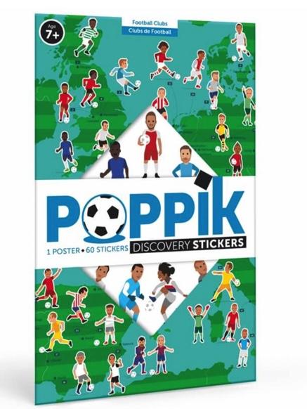 poster football poppik